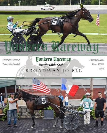 20170903 Race 7- Broadway Jo Ell