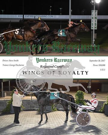 20170930 Race 11- Wings Of Royalty