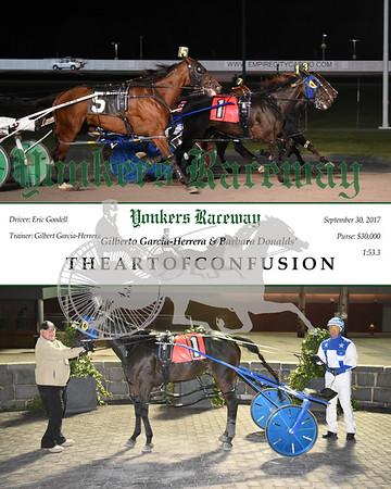 20170930 Race 12- Theartofconfusion