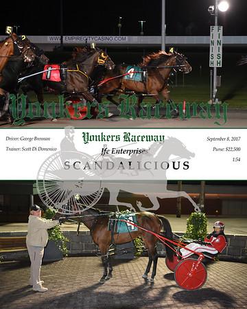20170908 Race 9- Scandalicious