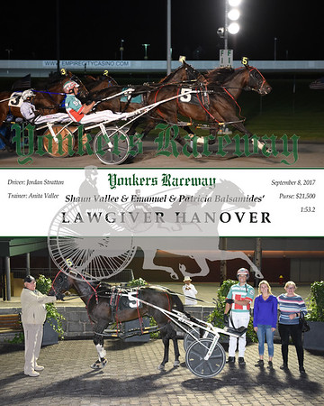 20170908 Race 4- Lawgiver Hanover