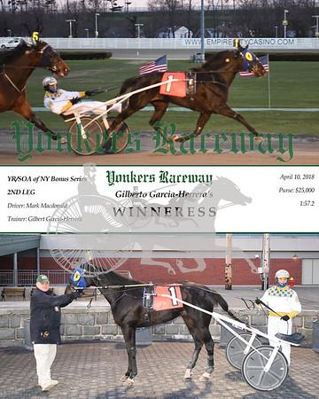 20180410 Race 2- Winneress