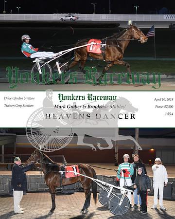 20180410 Race 3- Heavens Dancer