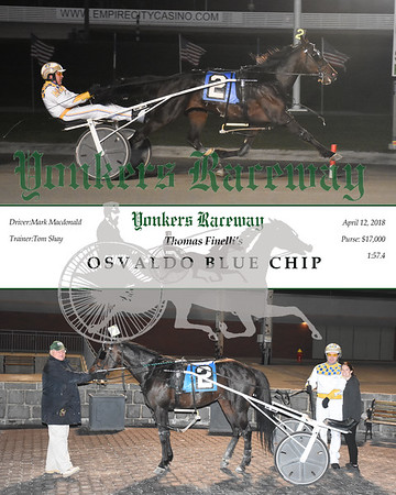 20180412 Race 6- Osvaldo Blue Chip