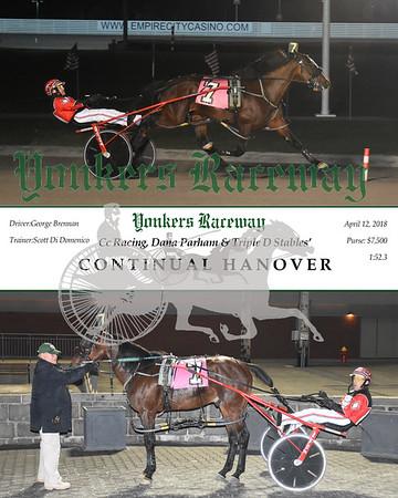 20180412 Race 5- Continual Hanover