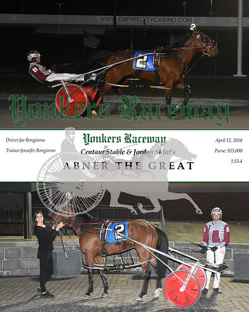 20180412 Race 12- Abner The Great