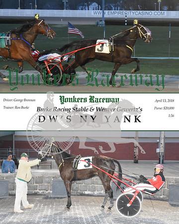 20180412 Race 2- DW's NY Yank 2