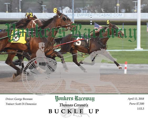 20180412 Race 1- Buckle Up 2