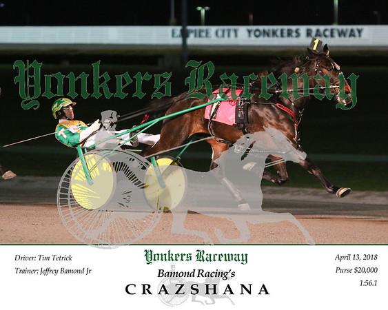20180412 Race 5- Crazshana