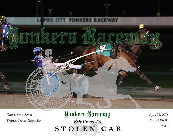 20180412 Race 4- Stolen Car