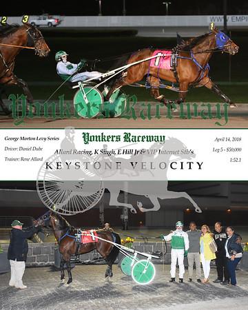 20180414 Race 6- Keystone Velocity