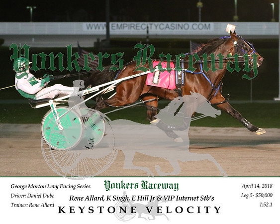 20180414 Race 6- Keystone Velocity 2