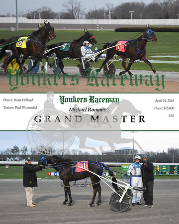 20180414 Race 2- Grand Master