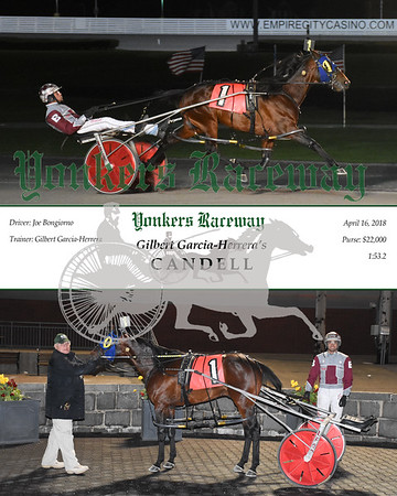 20180416 Race 11- Candell