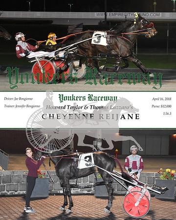 20180416 Race 8- Cheyenne Reijane