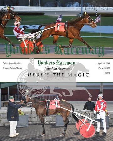 20180416 Race 2- Here's The Magic