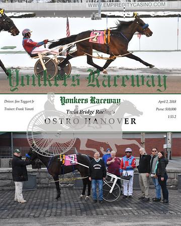 04022018 Race 1-Ostro Hanover