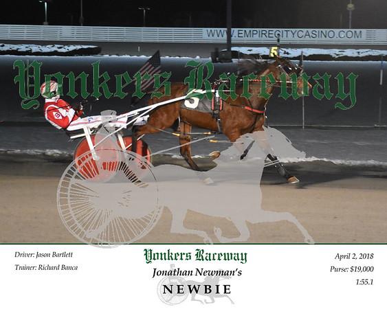 04022018 Race 7-Newbie
