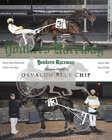04022018 Race 4-Osvaldo Blue Chip