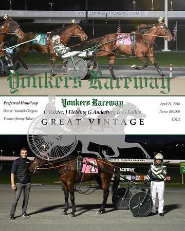 20180421 Race 4- Great Vintage