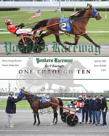 20180421 Race 1- One Through Ten