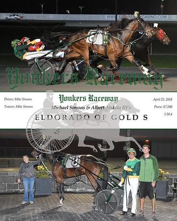20180423 Race 4- Eldorado Of Gold S