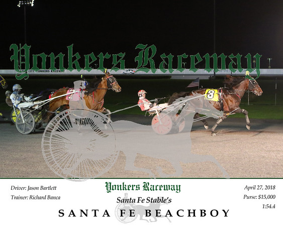 20180427 Race 6- Santa Fe Beachboy 2