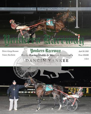 20180428 Race 10- Dancin Yankee