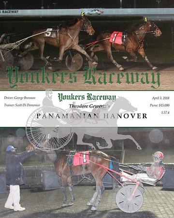 20180403 Race 10- Panamanian Hanover