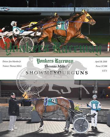 20180430 Race 4- Showmeyourguns