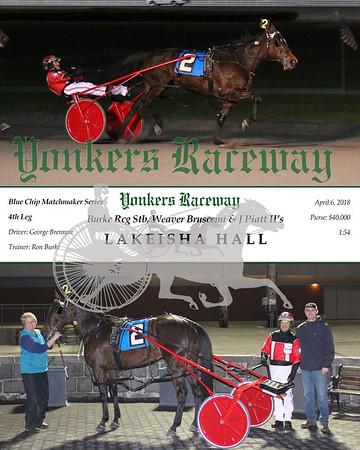 20180406 Race 7- Lakeisha Hall