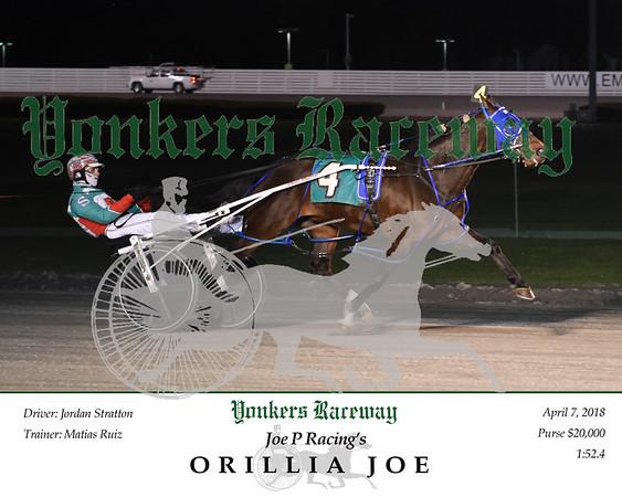 20180407 Race 3- Orillia Joe 2