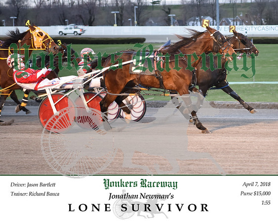20180407 Race 1- Lone Survivor 2