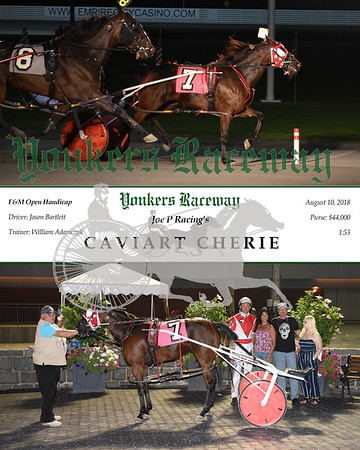 20180810 Race 6-Caviart Cherie