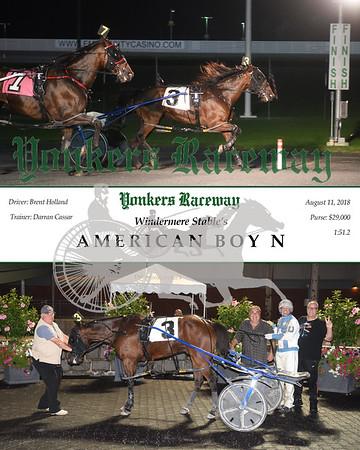 20180811 Race 11-American Boy N