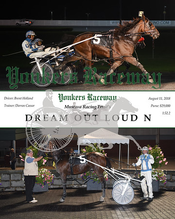 20180811 Race 5-Dream Out Loud N