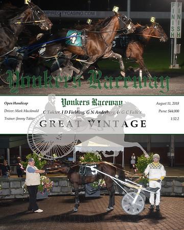 20180811 Race 6-Great Vintage