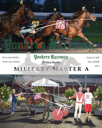 20180811 Race 3-Military Master A