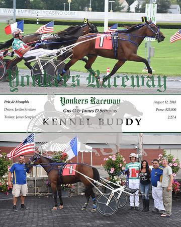 20180812 Race 3-Kennel Buddy