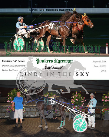 20180813 Race 4- Lindy In The Sky