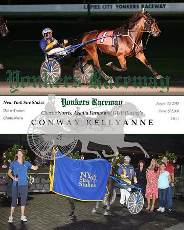 20180813 Race 10- Conway Kellyanne