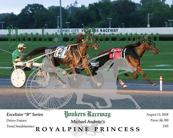 20180813 Race 1- Royalpine Princess