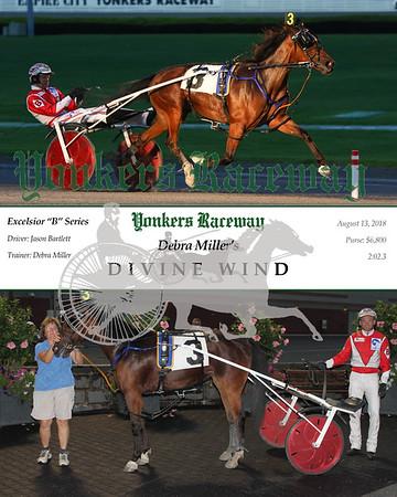 20180813 Race 2- Divine Wind