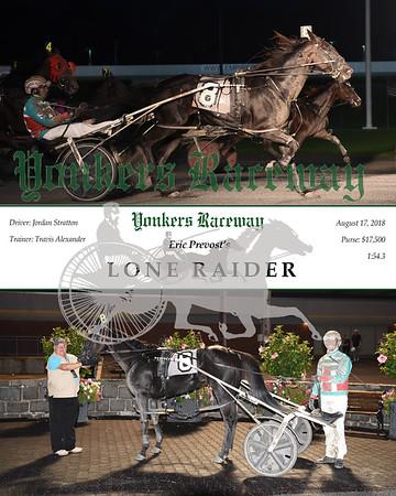 20180817 Race 4-Lone Raider