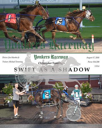 20180817 Race 2-Swift As A Shadow