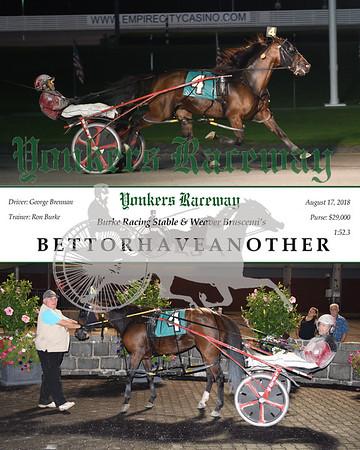 20180817 Race 8-BettorHaveAnother