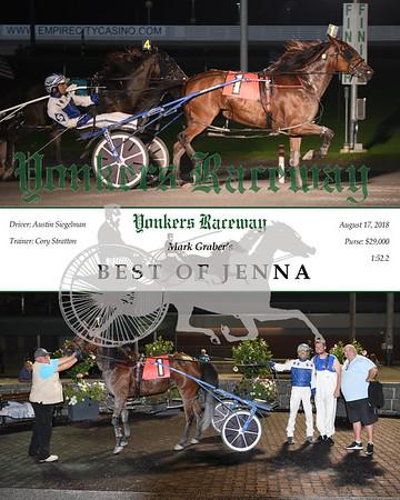20180817 Race 7-Best Of Jenna