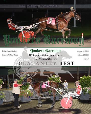 20180818 Race 4-Blatantly Best