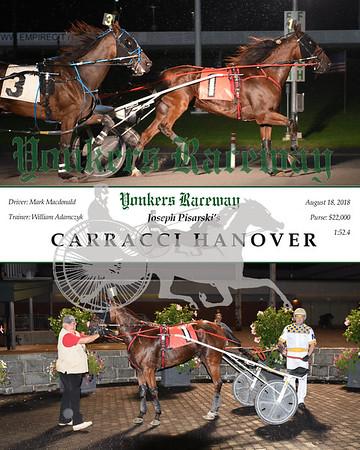20180818 Race 5-Carracci Hanover
