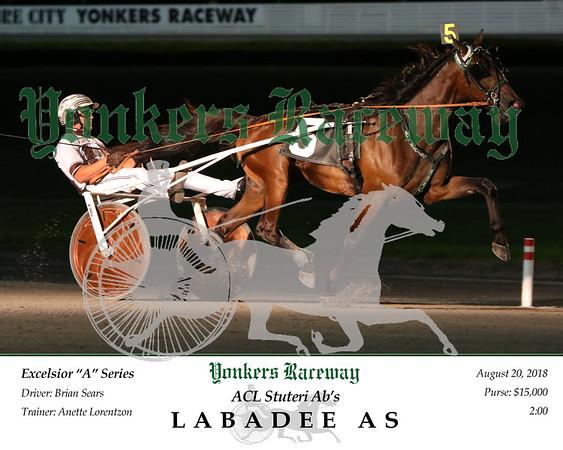 20180820 Race 5- Labadee As 2